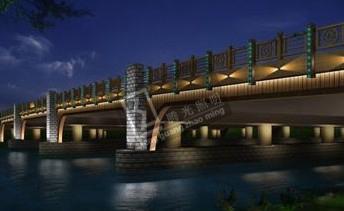 桥梁照明02