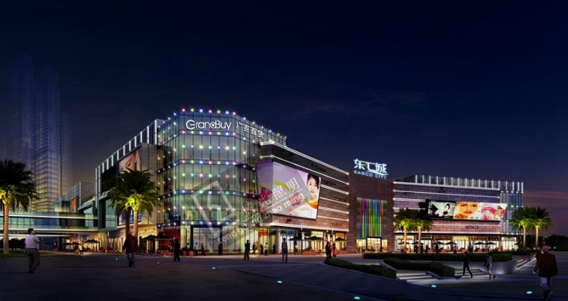 开平东汇城购物中心